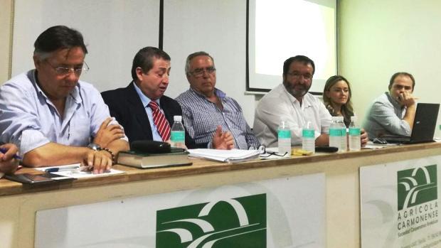 La Sociedad Agrícola Carmonense que tiene 400 socios directos impulsa el proyecto
