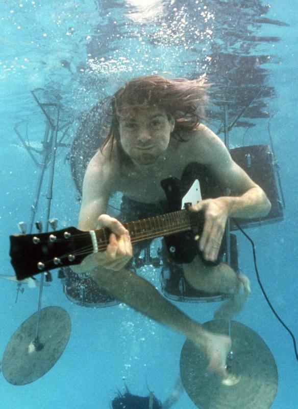 Nirvana popularizó el género grunge a nivel mundial en la primera mitad de la década de 1990,
