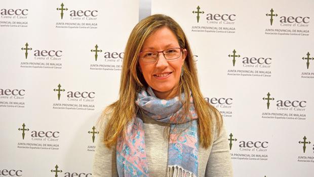 Elisabeth Pérez Ruiz, oncóloga en el hospital de Marbella