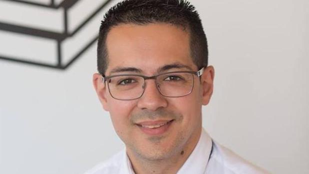 El editor y escritor Alberto Cerezuela
