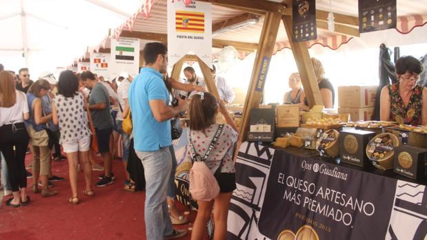 La Feria del Queso de Zuheros de esta edición