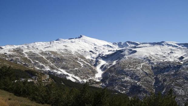 Sierra Nevada se ha convertido en un laboratorio científico para estudiar el cambio climático.