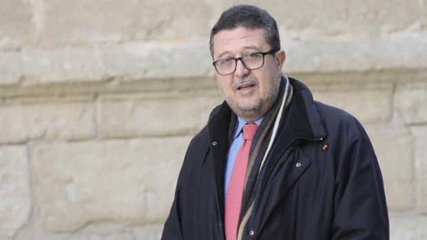 Francisco Serrano, de Vox Andalucía