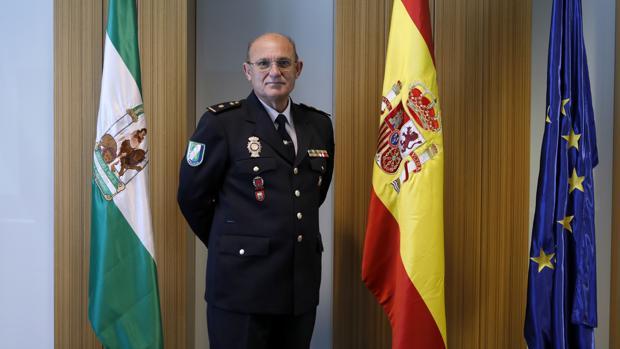 Antonio Monserrat en su entrevista con ABC