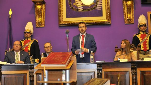 Julio MIllán, del PSOE, nuevo alcalde de Jaén
