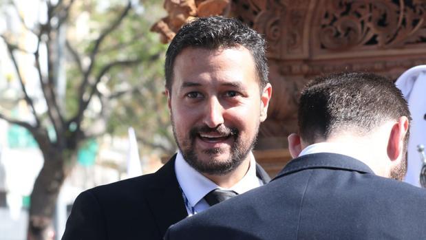 Joaquín Cortés, nuevo capataz del Nazareno de Santa María de Cádiz