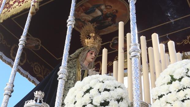 Virgen de la Salud de Sanidad