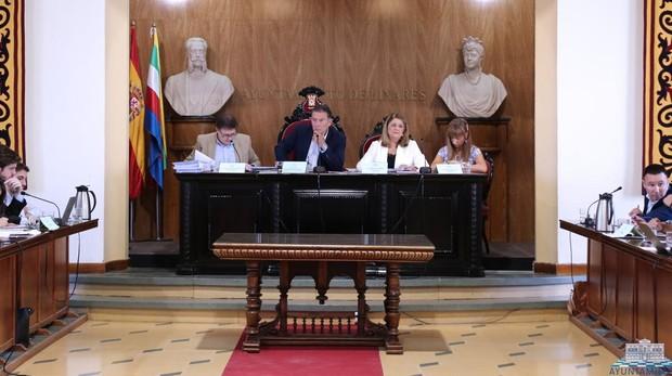 Pleno de julio del Ayuntamiento de Linares