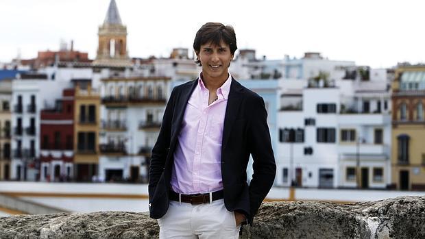 Andrés Roca Rey, en Sevilla