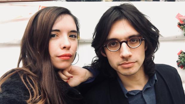 Luna Miguel y Antonio J. Rodríguez