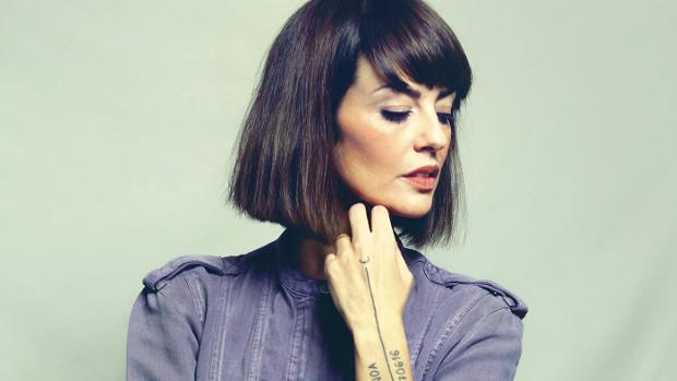 La cantante cordobesa Vega