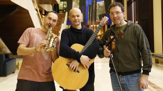Celtas Cortos están actualmente de gira por España