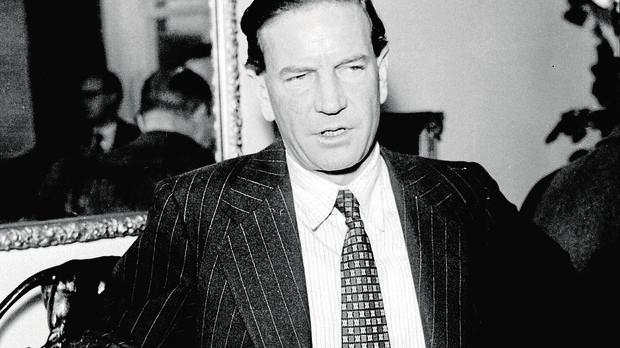 Philby, en 1955, cuando todo eran sospechas sobre su doble juego