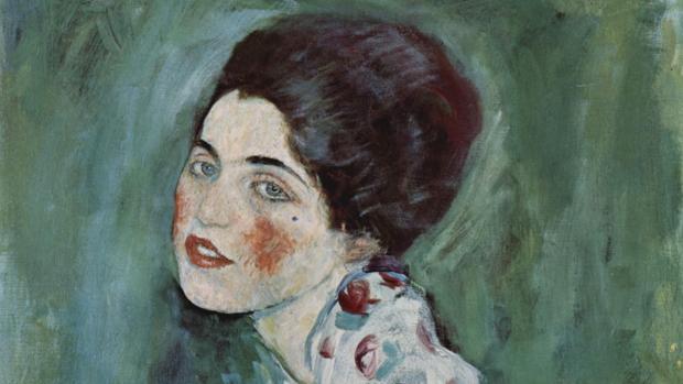 El cuadro robado de Klimt que encontraron unos jardineros por casualidad es auténtico