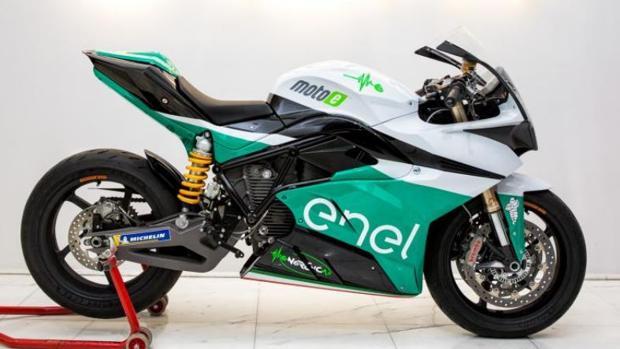 Modelo con el que participarán los equipos en la nueva Fórmula MotoE
