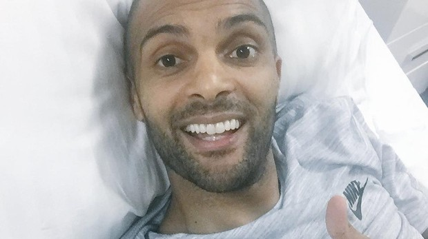 Carl Ikeme, en el hospital