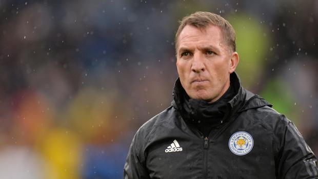 Brendan Rodgers, actual entrenador del Leicester City
