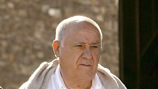 Amancio Ortega, fundador de Inditex, es la persona más rica de España