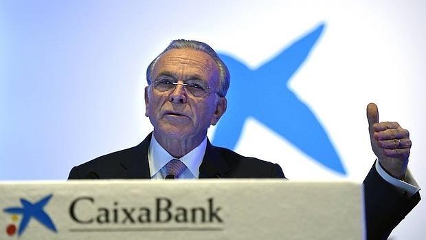 Isidro Fainé, presidente Caixabank