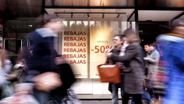 Muchas marcas ya han empezado las rebajas en los días anteriores a Reyes