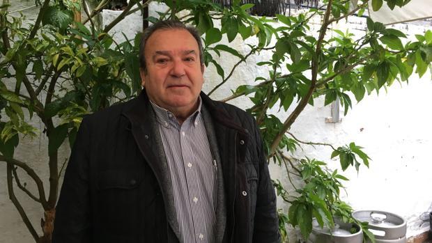 Manuel Cano, director gerente de la Federación de Arroceros de Sevilla
