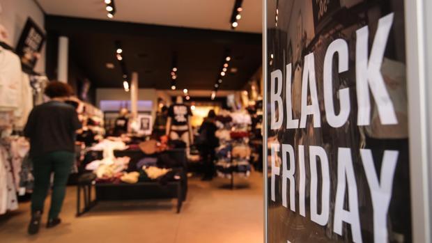 Durante el Black Friday se pueden ver grandes descuentos