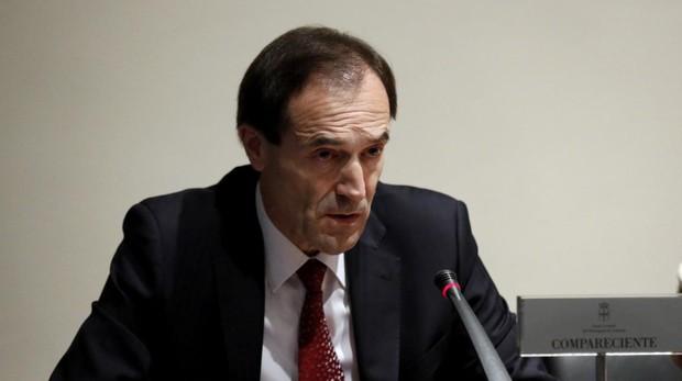 El consejero delegado de Liberbank, Manuel Menéndez
