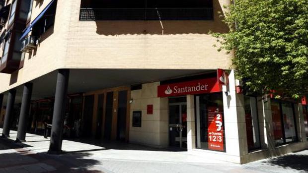 Sucursal del Banco de Santander