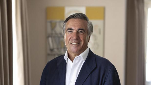 Antonio Fernández Huerga, presidente de Preventiva