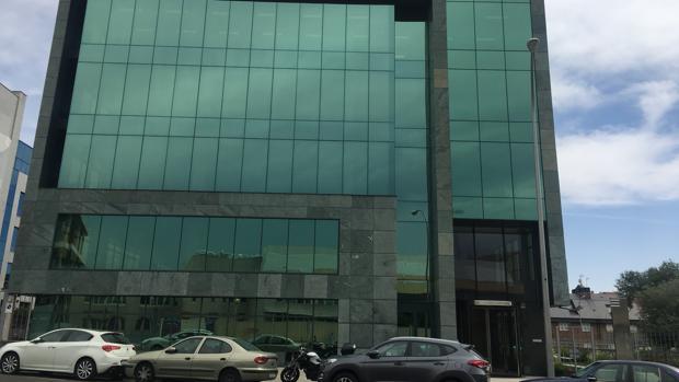 Un edificio de oficinas en alquiler en Madrid