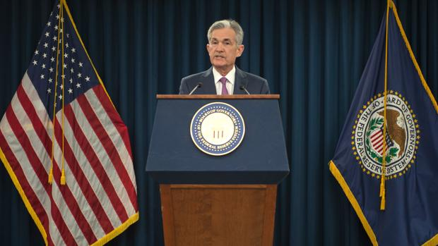 El presidente de la Reserva Federal, Jerome Powell