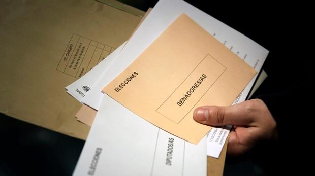 La Junta Electoral Central ha ampliado el voto por correo al 25 de abril