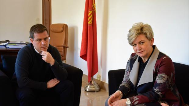 Roger Cerdà i Pilar Moncho