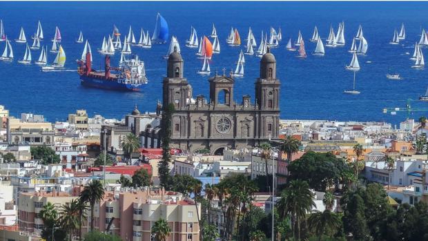 Catedral de Santa Ana, en Las Palmas de Gran Canaria