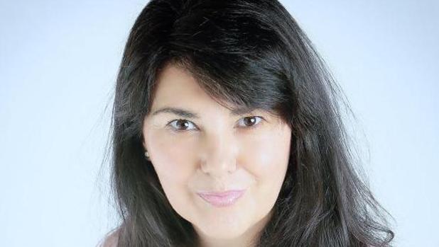 La periodista y escritora Marina Izquierdo