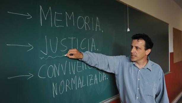 Iñaki García, hijo de Juan Manuel García, asesinado por los Comandos Autónomos Anticapitalistas