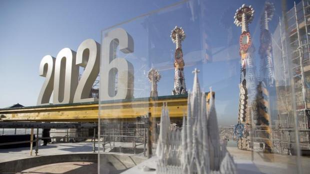 El templo tiene que acabar sus obras en 2026