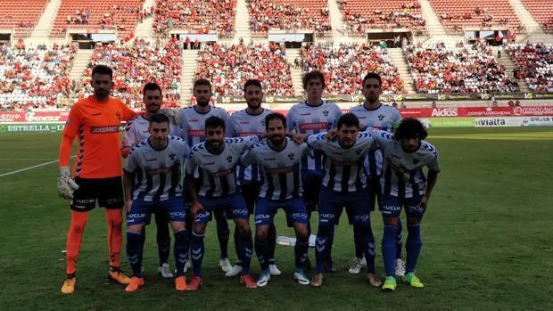 Pese a la derrota, el CF Talavera sigue en puestos de «play-off»