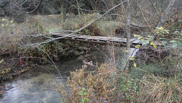 En septiembre se desbordó el río Arlés y varios arroyos
