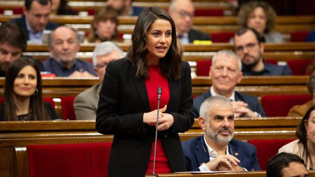 Inés Arrimadas, candidata de Cs al Congreso