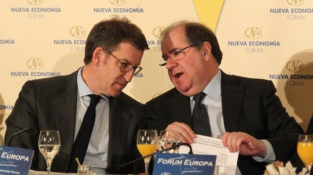 Herrera y Feijóo, en una imagen de archivo