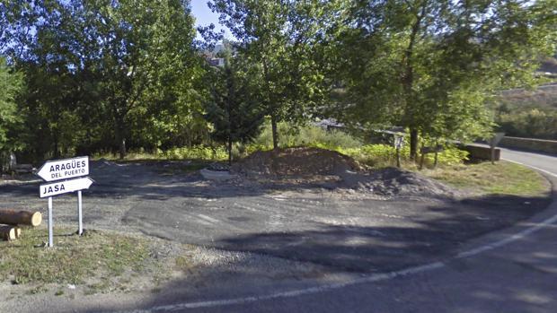 Uno de los accidentes se ha producido en una pista forestal de Jasa (Huesca)