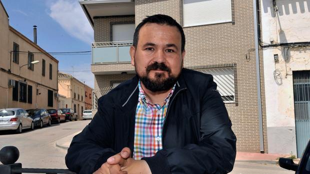 Juan Ramón Amores, candidato a la alcaldía de La Roda (Albacete) y Medalla de Oro de Castilla-La Mancha