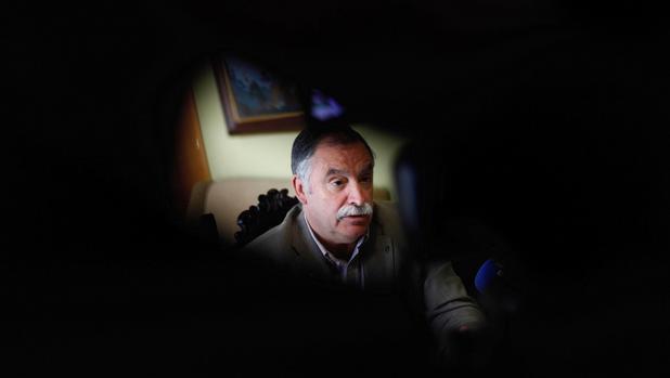 Ángel García Seoane, alcalde de Oleiros (La Coruña)