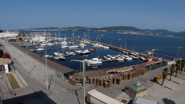 Paseo de las Avenidas en Vigo