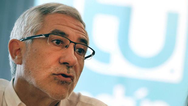 El exdirigente de Izquierda Unida y fundador de Actúa, Gaspar Llamazares