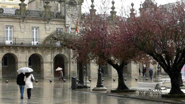 Los hechos se produjeron en la ciudad de Lugo