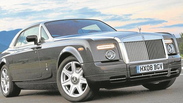 El Rolls-Royce de Michael Schumacher sale a la venta por 390.000 euros