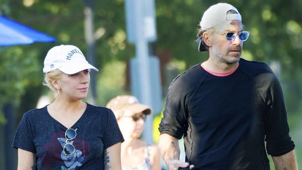 Lady Gaga y Christian Carino