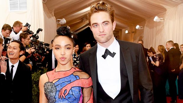 Robert Pattinson y FKA Twings